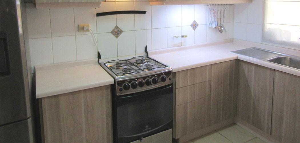 Cocinas A Medida Baratas Elegant Simple De Cocina A Of Muebles ...